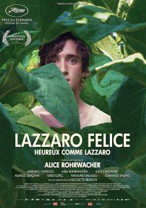 เรื่อง HAPPY AS LAZZARO (LAZZARO FELICE) (2018)