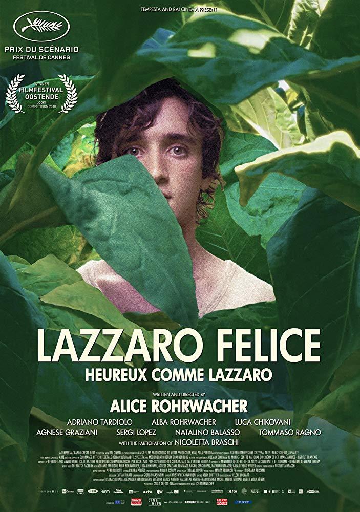 HAPPY AS LAZZARO (LAZZARO FELICE) (2018)
