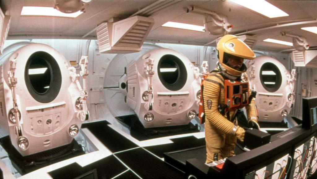 Space Odyssey 1968